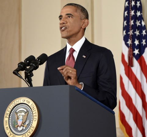The president laid out four main ways as strategies to crush the hardliner Sunni militant group, Islamic State.