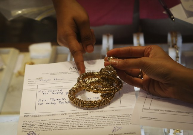Gold India Bill