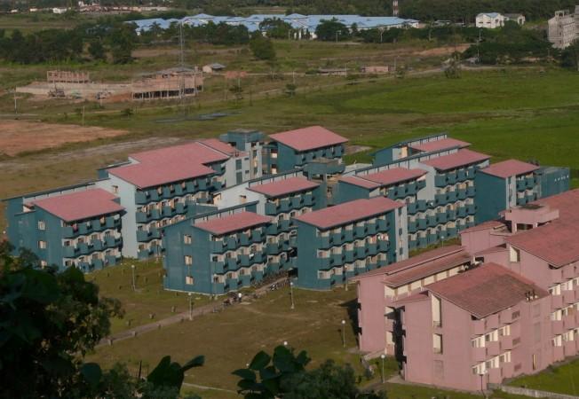 IIT Guwahati hostel