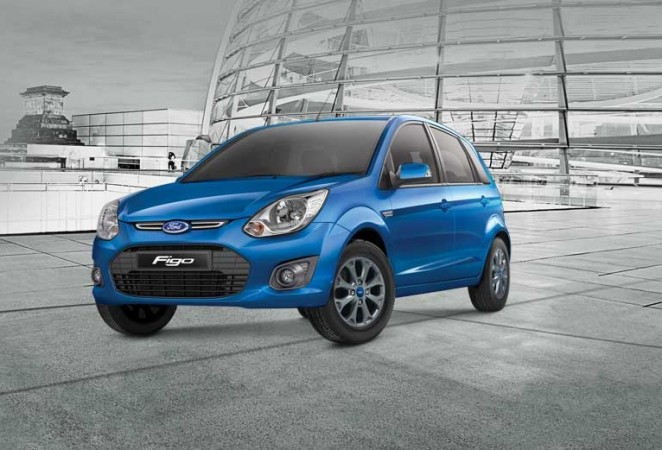 Ford Launches Refreshed Figo in India at 3.87 Lakh; Features, Availability Details