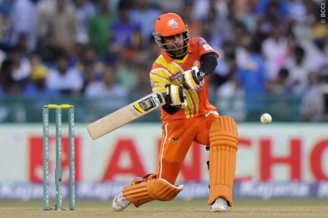 Mohammad Hafeez Lahore Lions