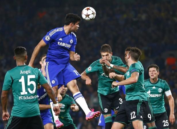Chelsea vs Schalke