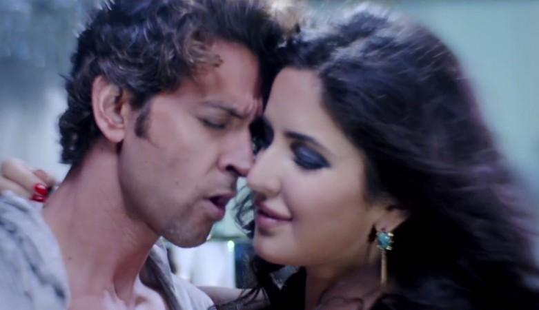 Hrithik Roshan, Katrina Kaif in 'Bang Bang' title track