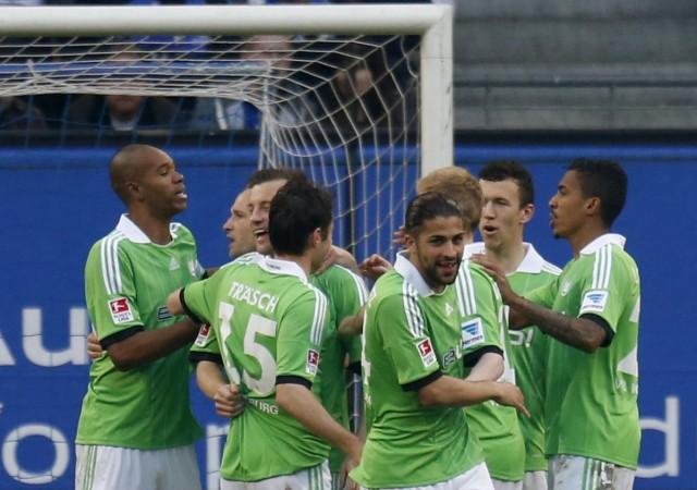 Everton vs Wolfsburg