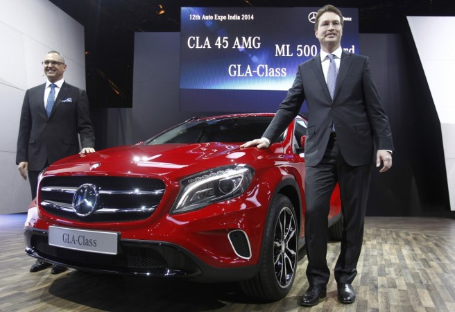 Mercedes-Benz GLA India Launch on 30 September, AMG to Follow; Price, Feature Details