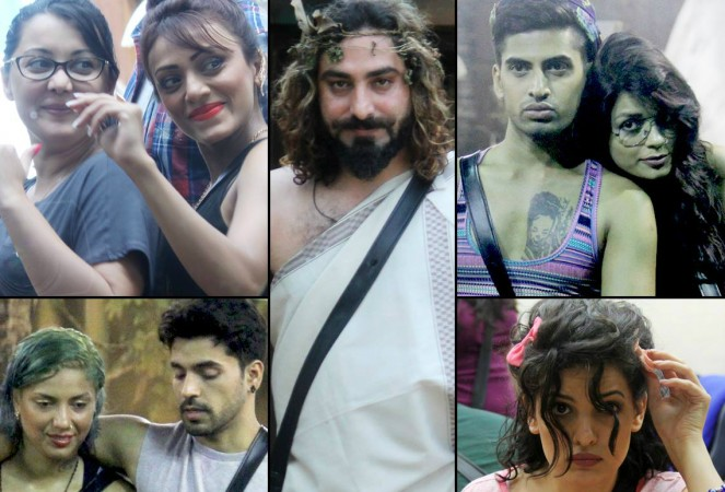 'Bigg Boss 8': Gautam and Diandra Call Each Other 'Sweetheart', Karishma and Arya Conspire Elimination