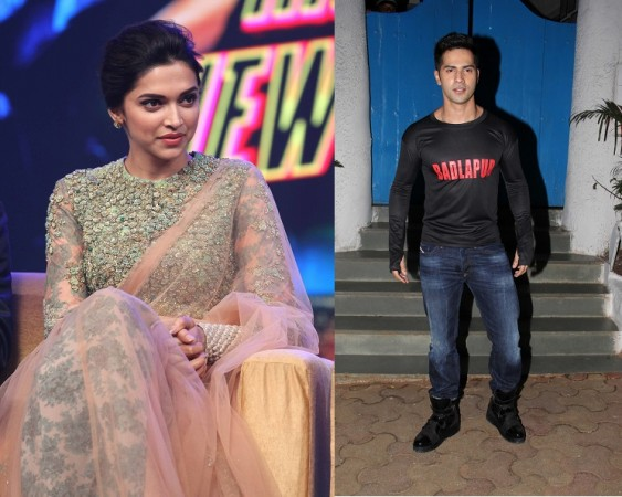 Deepika Padukone's The Lead Star Of Badlapur 2?