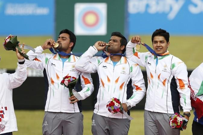Sandeep Kumar Rajat Chauhan Abhishek Verma Asian Games