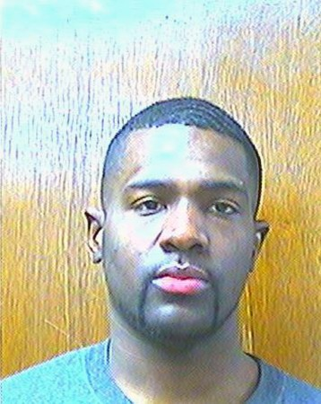 Alton Alexander Nolen, 30, is seen in a picture from the Oklahoma Department of Corrections taken March 25, 2013. Police said Nolen had been fired from the Vaughan Foods processing plant in a suburb of Oklahoma City September 25, 2014 before he entered a