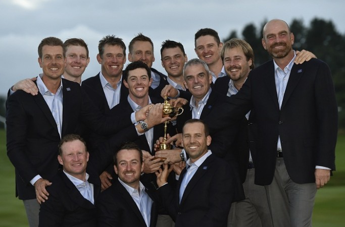 Europe Ryder Cup