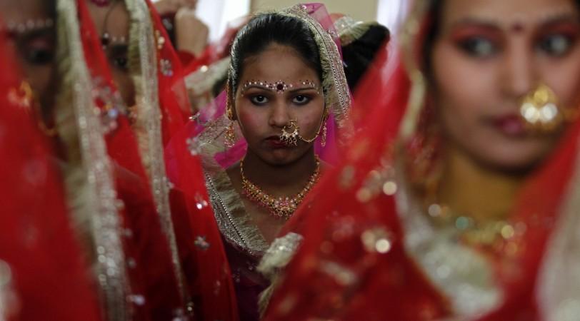 Married Indian Women