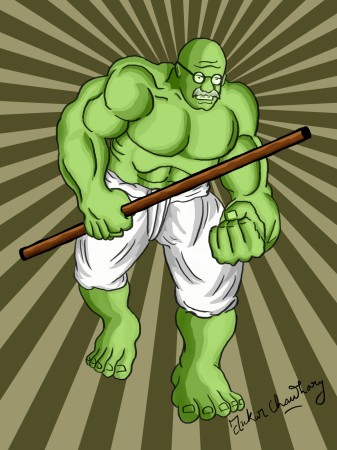 Hulk Gandhi