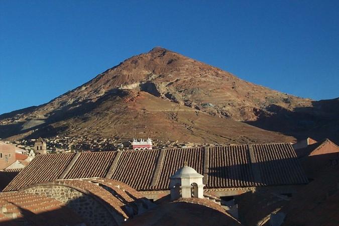Cerro Rico Mountains