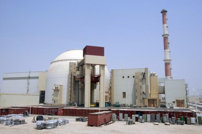 Tehran Nuclear power Plant