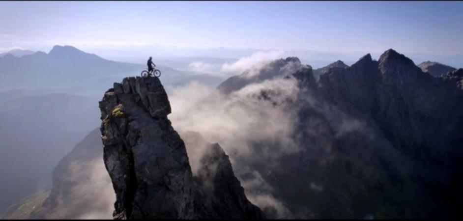 'Riding The Ridge'