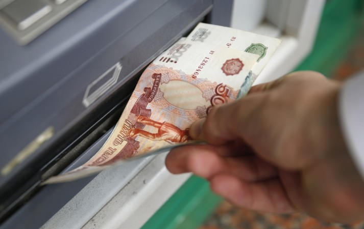 Malware called 'Tyupkin' is installed on an ATM which allows the criminals to steal huge amounts of money.