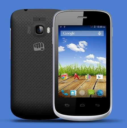 Micromax Bolt A064 Budget Android Smartphone Goes on Sale in India
