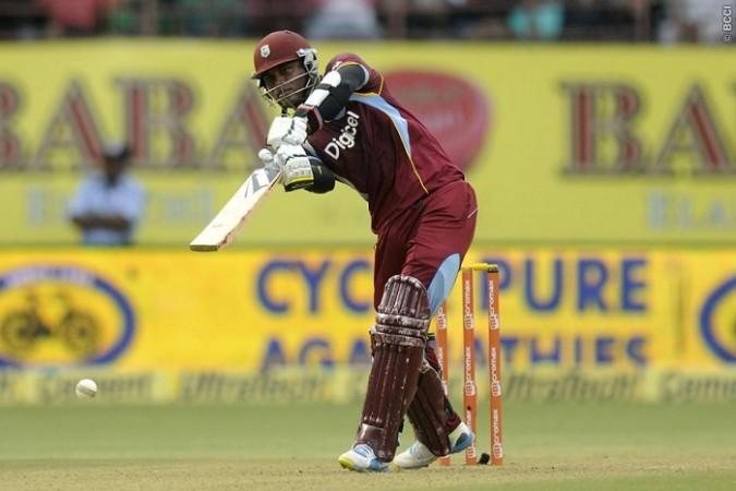 Marlon Samuels West Indies