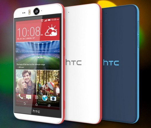 HTC Desire Eye Selfie-Centric Smartphone with 13MP Front-Camera Unveiled