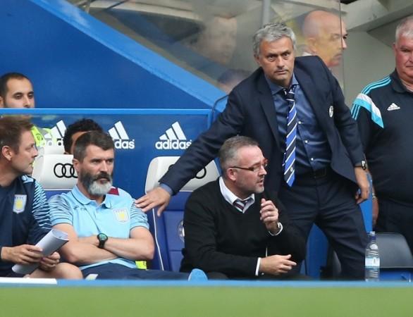 Roy Keane Paul Lambert Aston Villa Chelsea Jose Mourinho