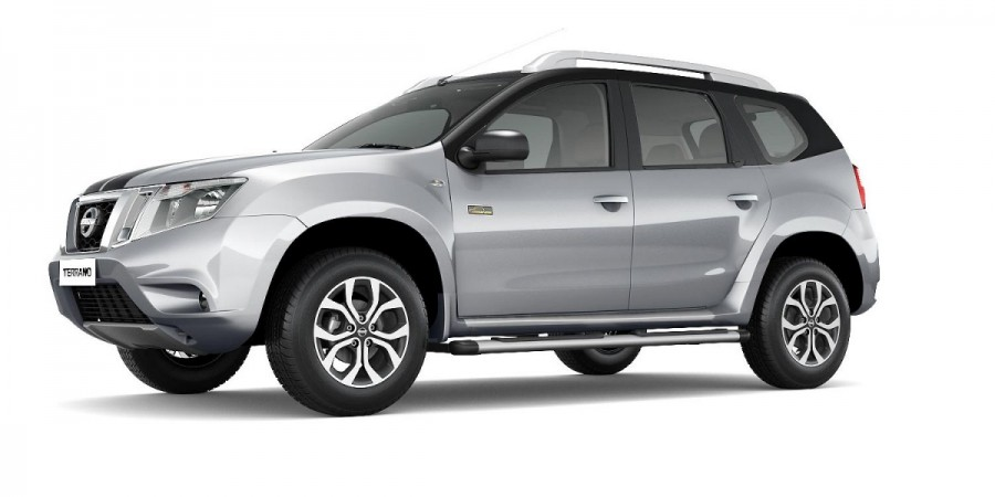 Nissan Launches Terrano Limited Edition