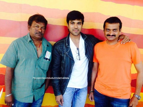 'Govindudu Andarivadele' Success: Krishna Vamsi Credits it To Ram Charan, Ganesh