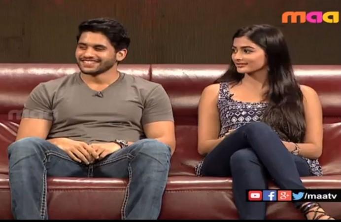 Ali Talkies: Naga Chaitanya, Pooja Hegde Promote OLK on Inaugural Episode