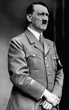 Adolf Hitler was addicted to crystal meth