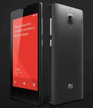 Xiaomi Redmi 1S (Black)