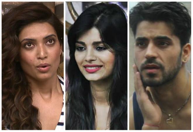 Karishma Tanna, Sonali Raut, Gautam Gulati