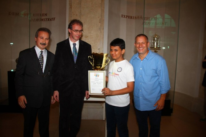 World's Fastest Mental Calculator: 13-year-old solves Mathematical Problems in No Time