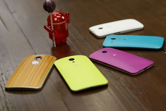 Motorola's Impressive Sales in India Convinced the Phone Maker to Open Service Centers Nationwide