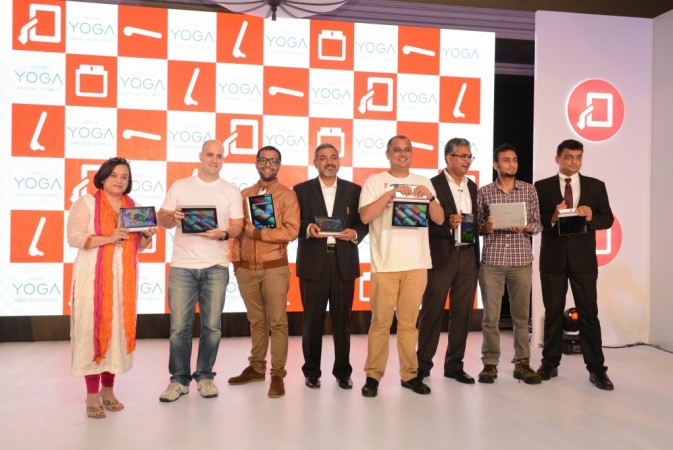 Lenovo launches four new tablets