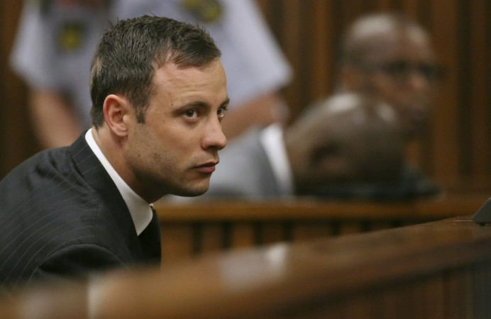 Oscar Pistorius Sentencing Live: Judge Thokozile Masipa is expected to deliver her sentence on Tuesday.