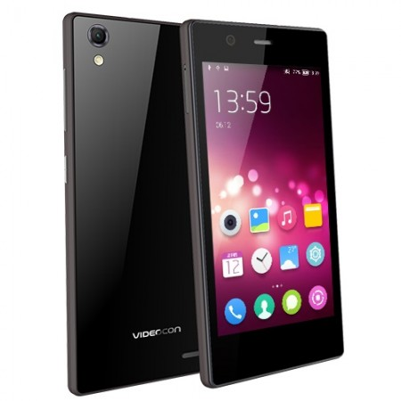 Videocon Infinium Graphite: Budget Android KitKat Smartphone Launched in India; Price, Specifications Details