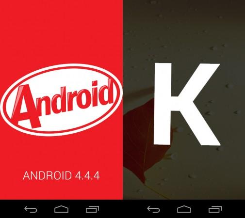 Android Kitkat Easter Egg