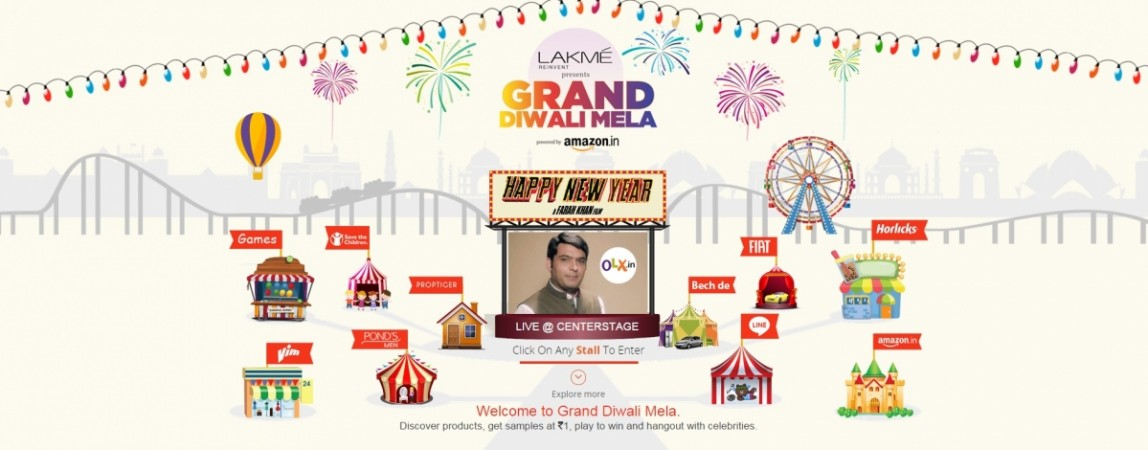 Google Grand Diwali Mela
