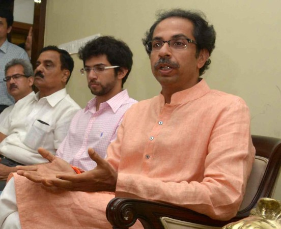 Shiv Sena slams Modi's bullet train