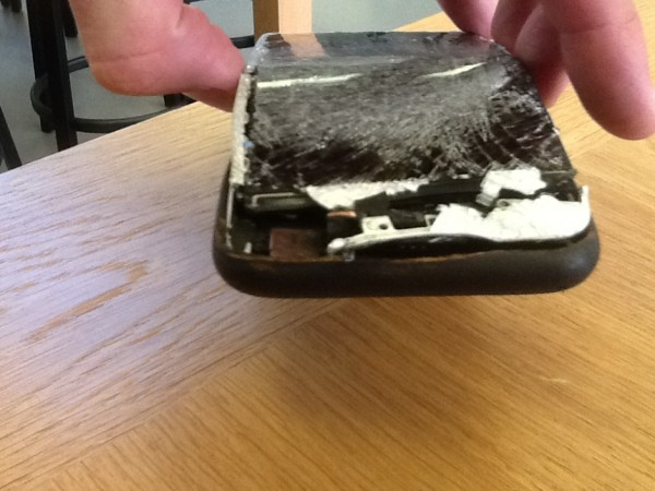 First iPhone 6 Explosion Reported In India: Owner Files Complaint
