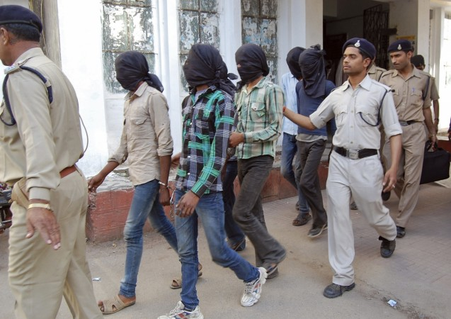 gangrape arrest
