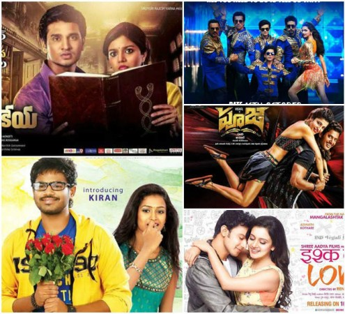 Karthikeya, Pooja, Happy New Year, Ishq Wala Love Set For Big Clash At Box Office