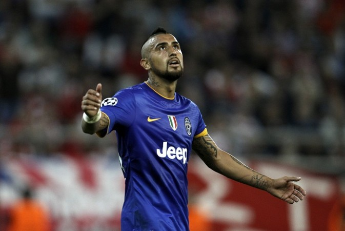 Arturo Vidal, Juventus