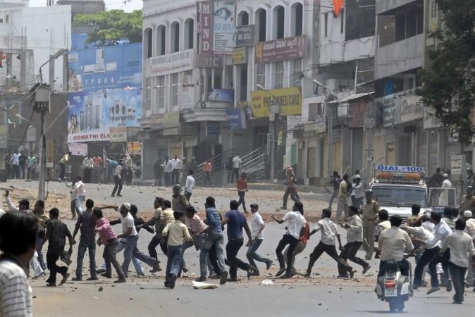 communal clash