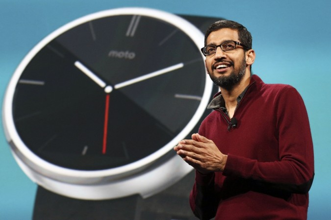 Sundar Pichai Gets New Designation at Google; On Way to Become Next