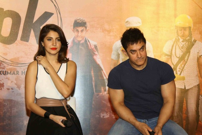 Aamir Khan chops off co-star Anushka Sharma's role in 'P.K.'?