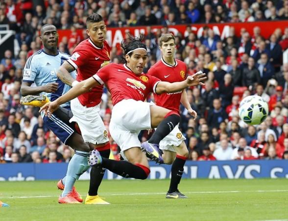 Manchester United Radamel Falcao Marcos Rojo