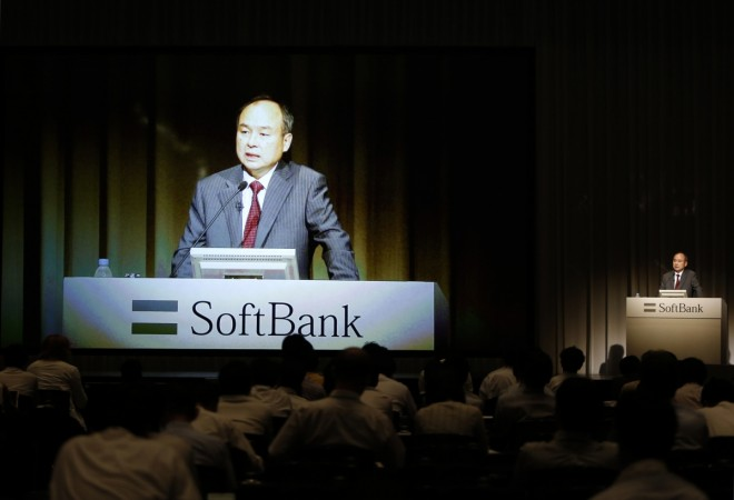SoftBank Corp. Chief Executive Masayoshi Son