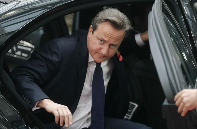Dean Balboa Farley, who bumped into PM David Cameron has said he had