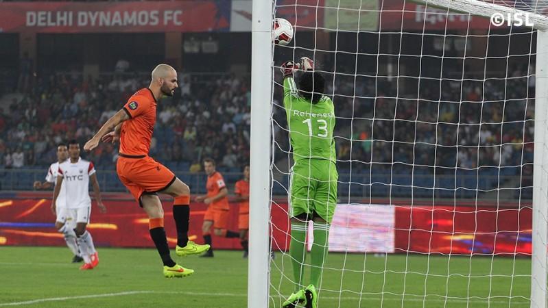 Delhi Dynamos vs NorthEast United FC