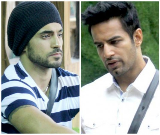 Upen picks a fight with Gautam, viewers call it publicity stunt